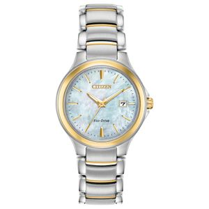 Preview image of Citizen Chandler Steel and Gold Bracelet Watch