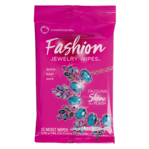 Preview image of Connoisseurs Fashion Jewellery Wipes