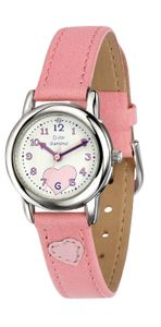 Preview image of D For Diamond Girls Pink Strap Watch