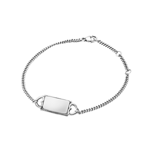 Preview image of Silver Hearts Of Georg Jensen Bracelet