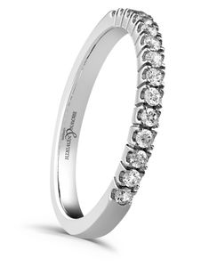 Preview image of 18 ct White Gold 2.2mm Exquisite Ladies Diamond Eternity Ring