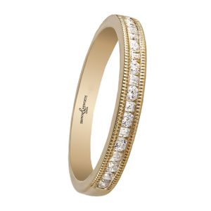 Preview image of 9ct Yellow Gold 2.8mm 0.20ct Diamond Eternity Ring