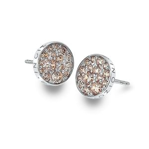 Preview image of Silver Hot Diamond Emozioni Studs