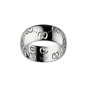 Preview image of Gucci White Gold Icon Ring