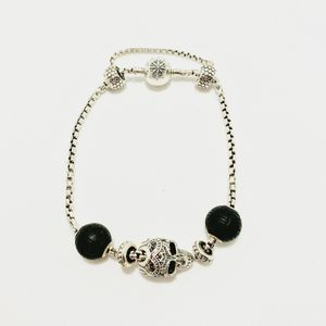 Preview image of Thomas Sabo Karma Bracelet Rebel Skull Set
