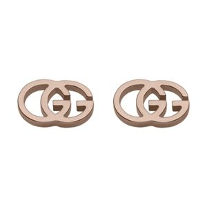 Preview image of Gucci GG Tissue RG Stud Earrings