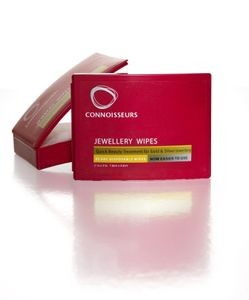 Preview image of Connoisseurs Jewellery Wipes