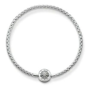 Preview image of Thomas Sabo Sterling Silver Karma Bracelet