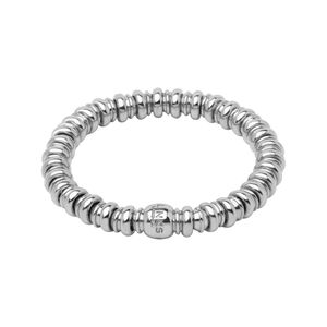 Preview image of Sterling Silver Sweetheart Bracelet Medium