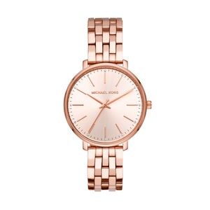 Preview image of Michael Kors Pyper Rose Gold Ladies Bracelet Watch