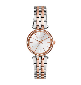 Preview image of Michael Kors Petite Two Tone Darci Watch