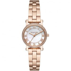 Preview image of Michael Kors Petite Rose Tone Norie Watch