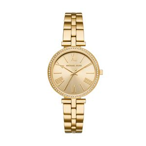 Preview image of Michael Kors Maci Yellow Gold Tone Ladies Bracelet Watch