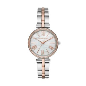 Preview image of Michael Kors Maci Two Tone Ladies Bracelet Watch