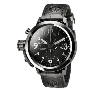 Preview image of U-Boat Flightdeck Ceramic 7387 Strap Watch
