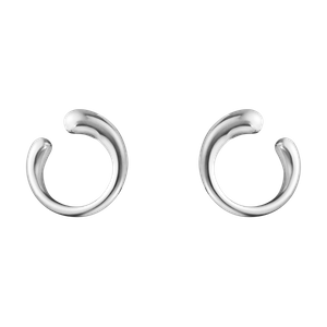 Preview image of Georg Jensen Mercy Sterling Silver Earrings