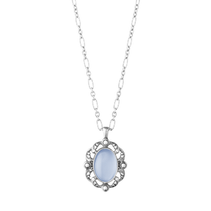 Preview image of Georg Jensen Heritage Chalcedony Pendant