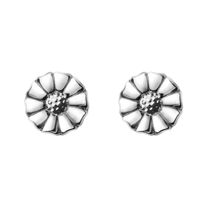Preview image of Georg Jensen Sterling Silver Daisy Earrings