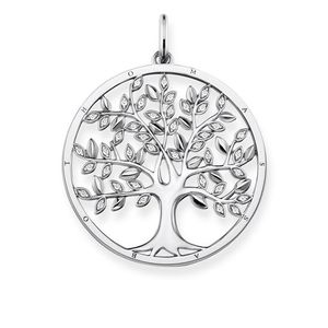 Preview image of Thomas Sabo Silver Tree of Love Pendant