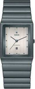 Preview image of Gents Rado Ceramica Matte Grey 30mm Watch