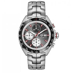 Preview image of TAG HEUER FORMULA 1 CALIBRE 16 SENNA SPECIAL EDITION