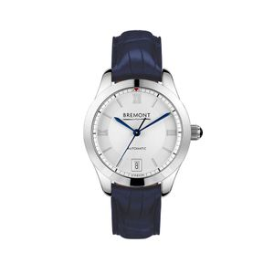 Preview image of Bremont SOLO-34 LC Ladies Blue Strap Watch