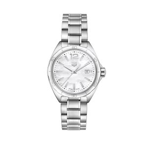 Preview image of TAG Heuer F1 32mm Mother of Pearl Stainless Steel Watch