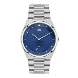 Preview image of Storm Voltor Blue Stainless Steel Bracelet Watch