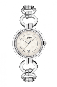 Preview image of Tissot Flamingo White Mother of Pearl Ladies Watch