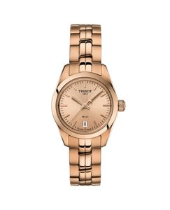 Preview image of Tissot PR100 Small Rose Gold Plated Ladies Bracelet Watch