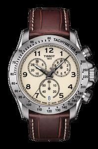 Preview image of Tissot V8 Quartz Chronograph Men's Strap Watch