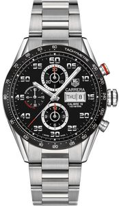 Preview image of Tag Heuer Calibre 16 Carrera Chronograph Watch