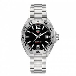 Preview image of Tag Heuer Formula 1 Black Steel Bezel Men's Watch