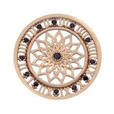 Preview image of Hot Diamonds Emozioni Rose Time Traveller Coin