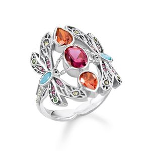 Preview image of Thomas Sabo Multi Stone Dragonfly Ring