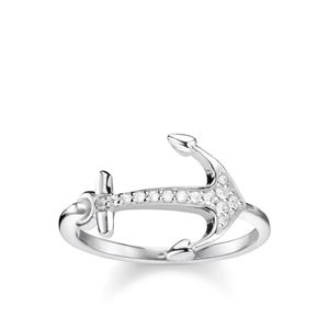 Preview image of Thomas Sabo Anchor Ring Size 54