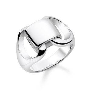 Preview image of Thomas Sabo Heritage Chunky Flat Buckle Ring