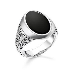 Preview image of Thomas Sabo Rebel Onyx Ring