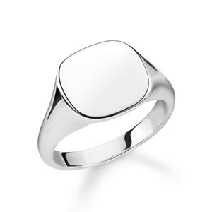 Preview image of Thomas Sabo Silver Cushion Signet Ring