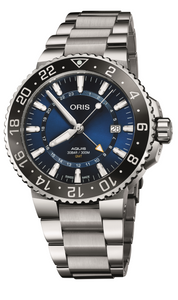 Preview image of Oris Aquis GMT Date Original Gents Bracelet Watch