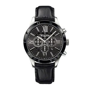 Preview image of Thomas Sabo Rebel At Heart Black Chronograph Watch
