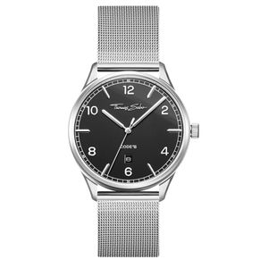 Preview image of Thomas Sabo Code Milanese Stainless Steel Black Dial Bracelet Watch