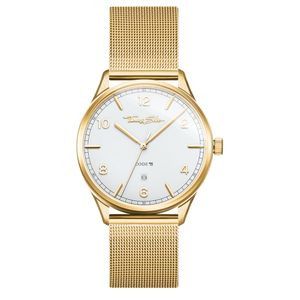 Preview image of Thomas Sabo Code Milanese Yellow Gold Plated Bracelet Watch