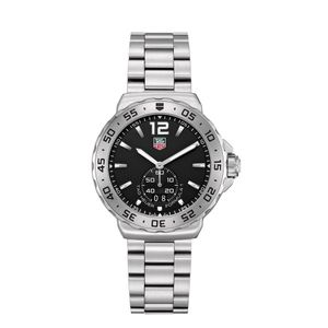 Preview image of TAG Heuer Formula 1 Men's Black Dialled Bracelet  Watch