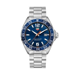 Preview image of Tag Heuer Formula 1 Blue Quartz Gents Watch