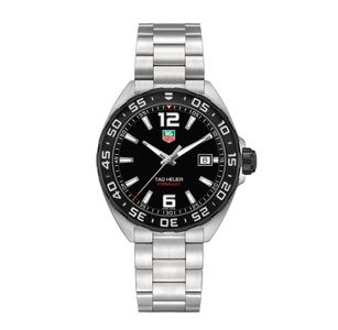 Preview image of Tag Heuer Men's Formula 1 Black Bezel Watch