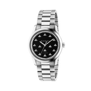 Preview image of Gucci G-Timeless Automatic Onyx Dial Bracelet Watch