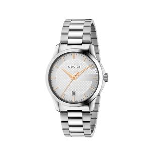 Preview image of Gucci G-Timeless Quartz Silver Bracelet Watch