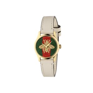 Preview image of Gucci G-Timeless Contemporary 27mm Bee Strap Watch