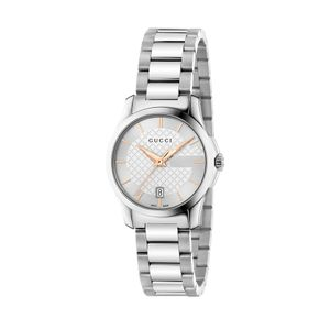 Preview image of Gucci G-Timeless Silver Ladies Bracelet Watch